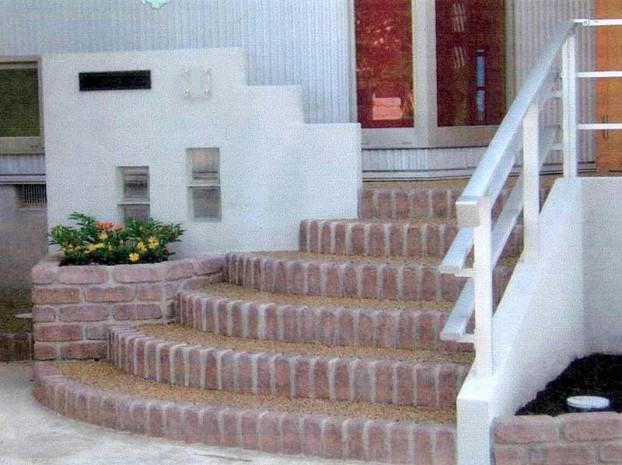 水戸市K様階段