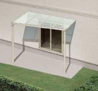 テラス屋根 ヴェクター前面台形