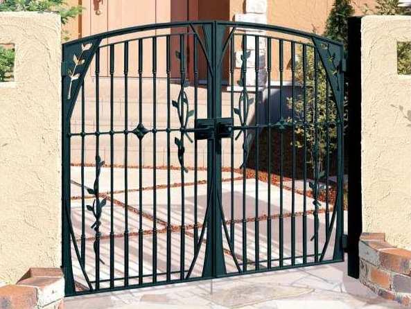 鋳物門扉 ハーベリー1型 三協立山アルミ