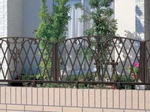 鋳物フェンス フェアル2型