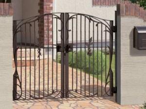鋳物門扉 フェアル-3型