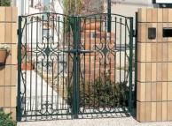 鋳物門扉 キャスリート6型