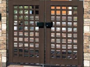 樹脂門扉 プラウディB型