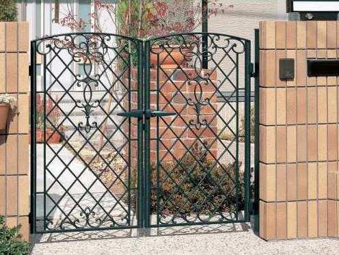 鋳物門扉 キャスリート1型 三協立山アルミ