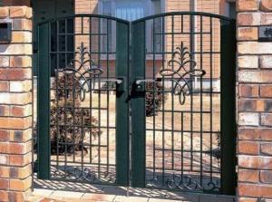 鋳物門扉 キャスモア7型