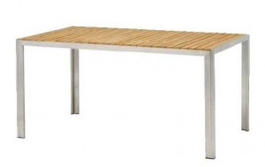 チークスタイル ライズ ダイニングテーブル