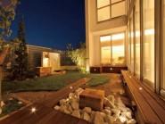 ガーデンデッキライト1型