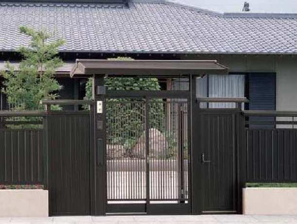 福寿門切妻屋根付き TOEX
