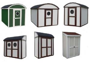 シンプルホーム 木造物置