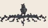 ディズニー壁飾り プーさんB型