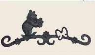 ディズニー壁飾り プーさんA型