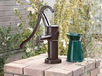 Garden pump284