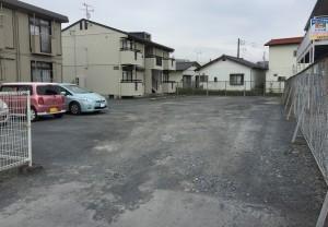 水戸市 駐車場舗装